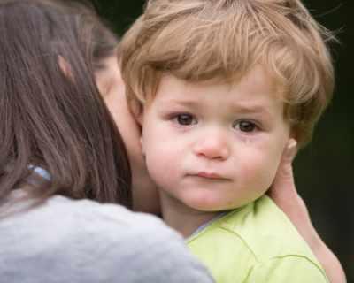 Стресът при децата - 5 проблемни ситуации