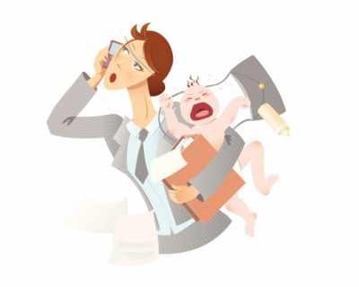 Работещи майки и болни деца