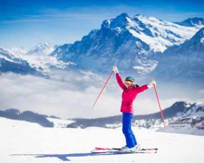 Зимните спортове правят фигурата идеална