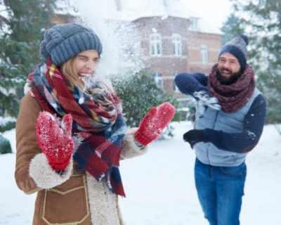 Зимни забавления за двама
