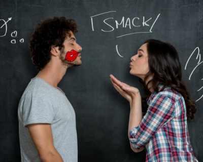 Не се целувайте на Свети Валентин