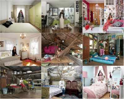 Тайните на женската спалня в 29 снимки