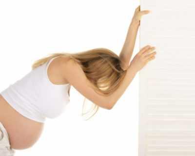 Стресът по време на бременност действа като алерген за бебето