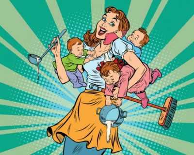 30 истини за майката, които никой не ти казва