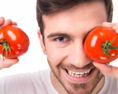 Доматите увеличават плодовитостта на мъжете