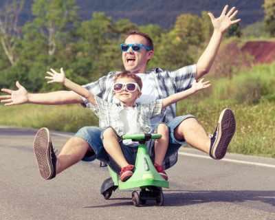 10 начина да бъдеш най-добрият баща