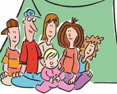 С бебе на палатка - 10 съвета да се чувстваш свободен