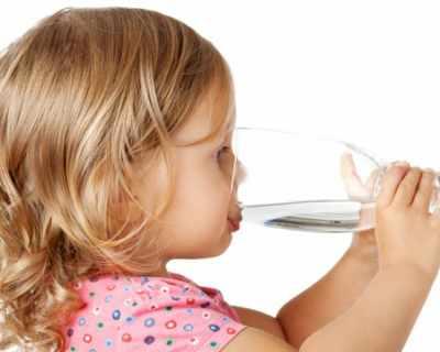 Хидратацията е важна за твоето дете