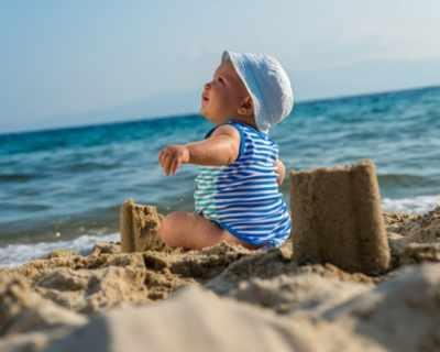 Детето и слънцето - здравни съвети