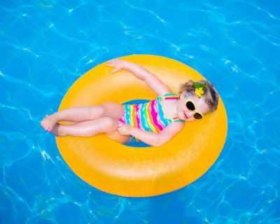 Водни забавления за детето
