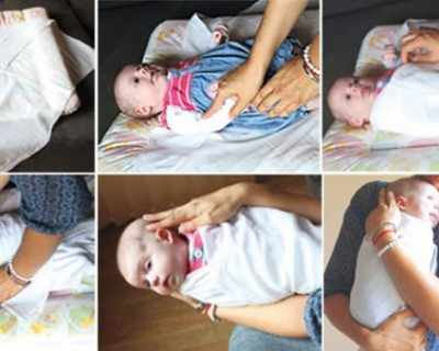 5 незаменими правила за приспиване на плачещи новородени