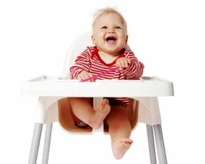 Нужно ли е столче за хранене?