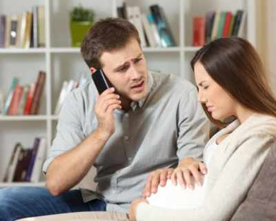Опасност от прекъсване на бременността