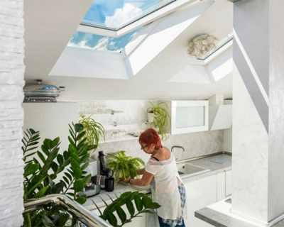 Как къща на 120 година се преобрази в светъл и модерен дом под звездите?