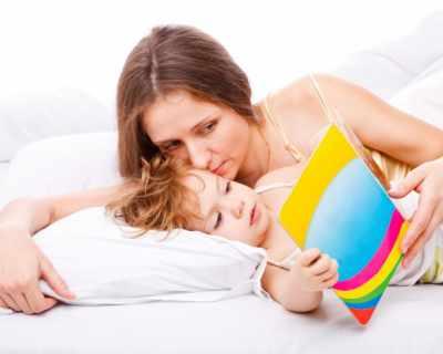 Четенето на приказки е важно за развитието на децата