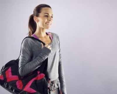 10 неща, които трябва да имате в чантата за фитнес