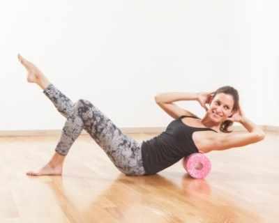 Плюсове и минуси на фитнес ролката