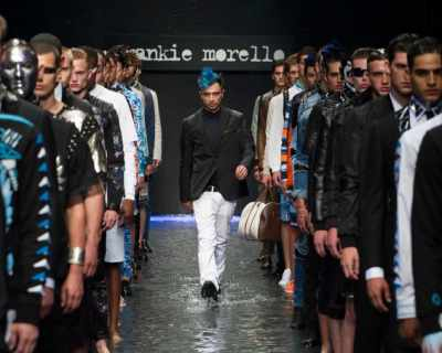 Frankie Morello наводни модния подиум в Милано