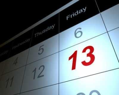 Първи петък 13-ти за 2017-та година