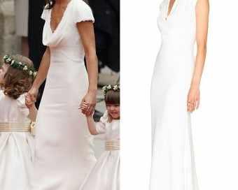 Можеш да си купиш шаферската рокля на Пипа Мидълтън
