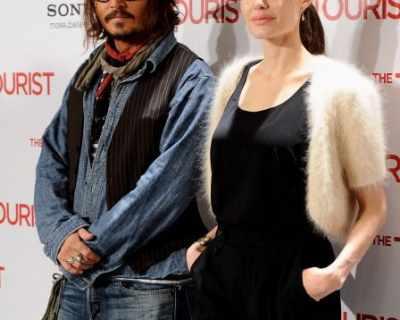 Анджелина Джоли се среща с Джони Деп