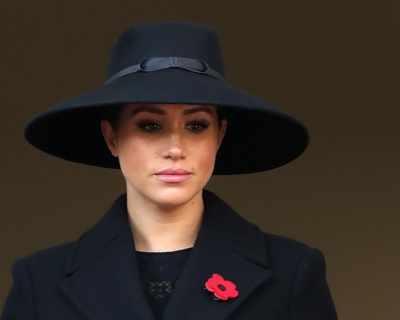 Меган Маркъл повтори визията на принцеса Даяна
