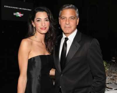 Амал и Джордж Клуни станаха родители