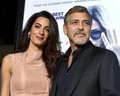 """Майката на Джордж Клуни: """"Близнаците ще са момче и ..."""
