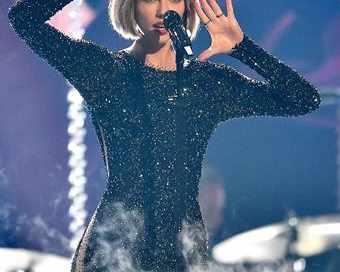На наградите Грами! Тейлър Суифт приключи дружбата с Кание Уест