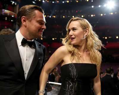 Лео ди Каприо и Кейт Уинслет ще ходят по срещи с фенове