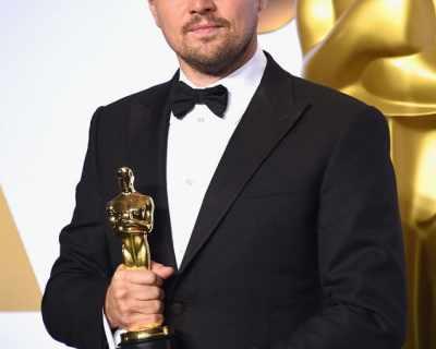 """Принудиха Лео Ди Каприо да върне """"Оскар""""-а"""