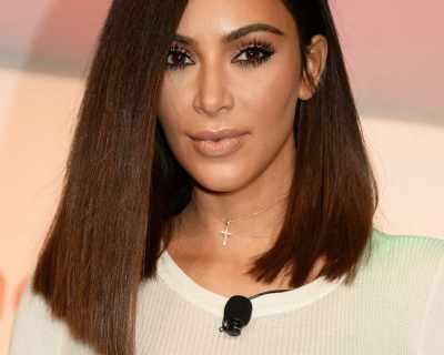 Ким Кардашиян твърди, че снимките с целулита й са ...