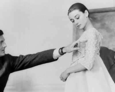 #TBT: Живанши и Одри Хепбърн - приятелство задвижвано ...