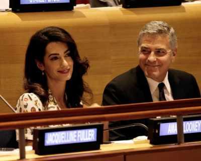 Джордж Клуни е искал да кръсти близнаците на ...