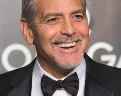 Джордж Клуни е уплашен от ролята си на баща