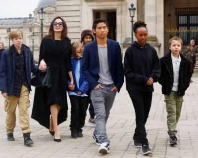 Анджелина Джоли може да загуби родителските права ...