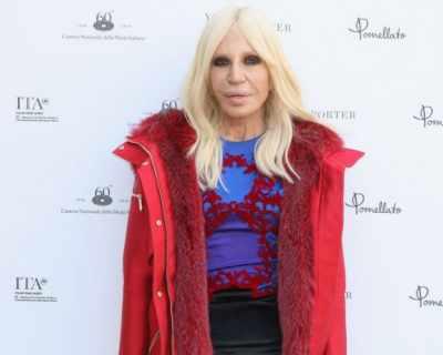 И Versace спира употребата на естествени кожи