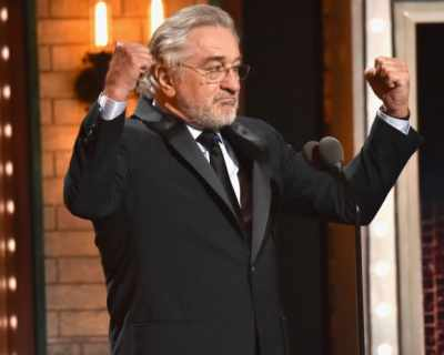 """Робърт де Ниро наруга Тръмп на наградите """"Тони"""" ..."""