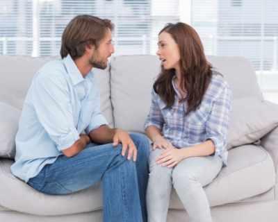 Колко е важно да говорим с партньора си?