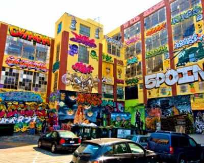 Съд отсъди в полза на графитите в Ню Йорк