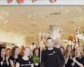 H&M откри успешно 8-мия си магазин в България в Paradise Center