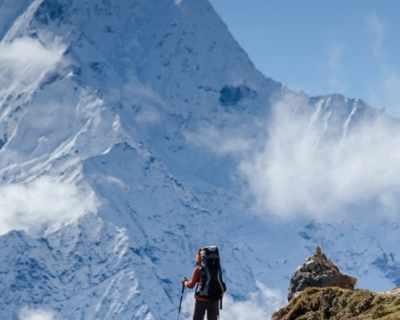 Потвърдиха, че знакова част от Еверест вече не ...