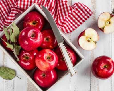 15 причини да ядете ябълки всеки ден