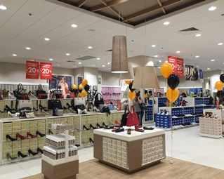 Полската верига CCC отвори нов магазин в Serdika Center