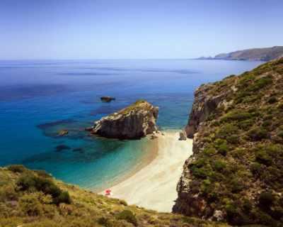 Гръцките острови, идеални за бягство от тълпите ...