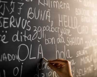 Определиха кой е най-странният език в света