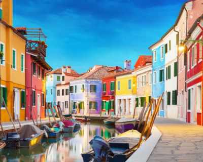 Без храна за вкъщи във Венеция