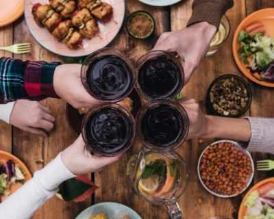 Весел уикенд: как да съчетаваш Пино ноар с вкусна храна