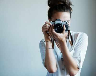 Не се харесвате на снимки?
