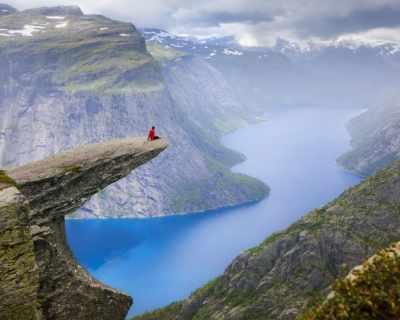 На върха на езика... в Норвегия